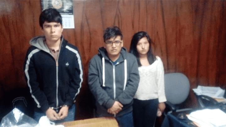 Intervienen a 7 postulantes a la Universidad Nacional de San Agustín