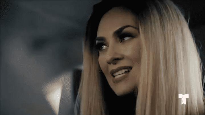 """Tras una larga espera, Aracely Arámbula apareció en """"El señor de los cielos"""" como 'Altagracia Sandoval', personaje que interpretó la mexicana en la exitosa telenovela """"La doña"""" (2016)."""