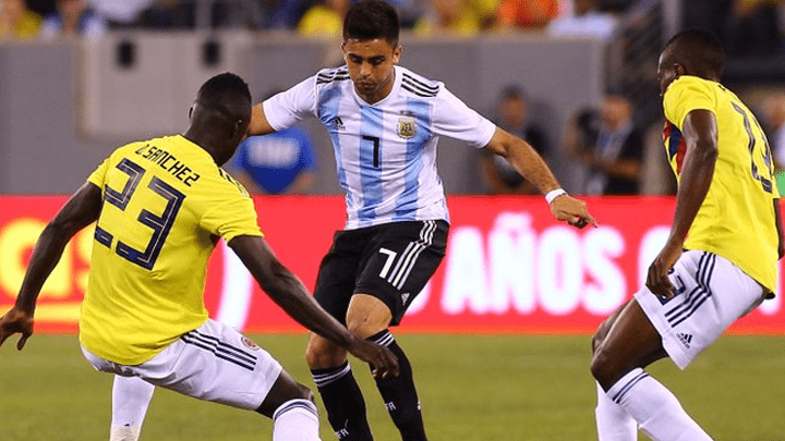 EN VIVO ver Argentina vs Colombia EN VIVO ONLINE EN DIRECTO: a qué hora, dónde y en qué canal ver el Amistoso Internacional Fecha FIFA 2018 | GUIA TV