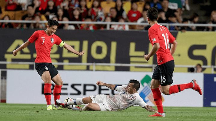 Chile empató 0-0 con Corea del Sur en amistoso internacional fecha FIFA 2018 vía DirecTV con Fox Sports y Chilevisión | RESUMEN | VIDEO