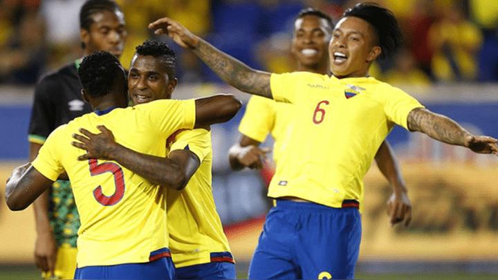 Ecuador se quedó con el triunfo 2-0 ante Guatemala por fecha FIFA | GOLES | RESUMEN | VIDEO
