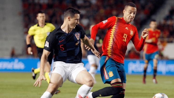 España goleó por 6-0 a Croacia, el peor resultado en su historia de los 'Vatreni'.