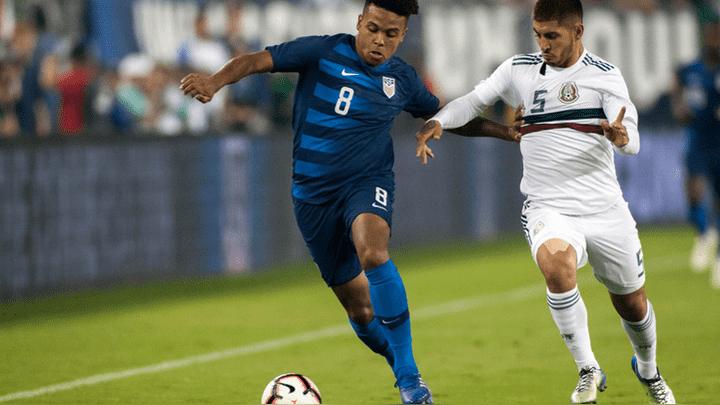 Estados Unidos ganó por la mínima diferencia a México en amistoso internacional [RESUMEN Y GOL]