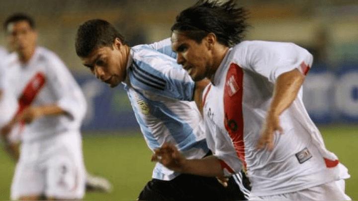 Espectacular jugada de Juan vargas.