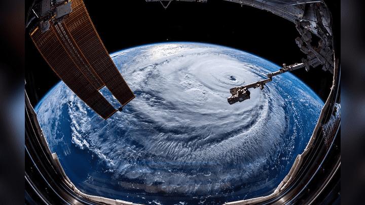 Se prevé que la llegada del huracán Florence a las costas de Estados Unidos se efectúe entre el jueves y viernes.