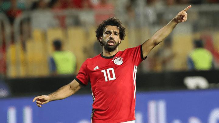 El delantero egipcio es una de las figuras del Liverpool, donde a base de rapidez eludía a sus oponentes en la Premier League.
