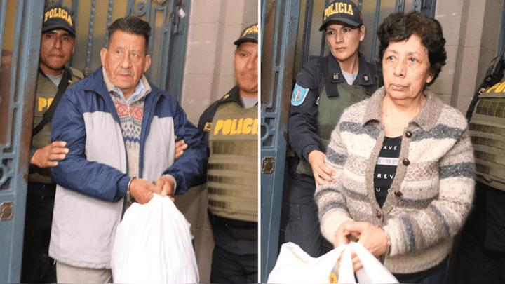 Tarata: Osmán Morote y Margot Liendo regresan a prisión.