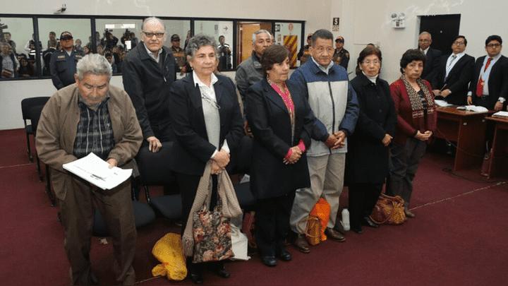 Tarata: Osmán Morote y Margot Liendo regresan a prisión [FOTOS].