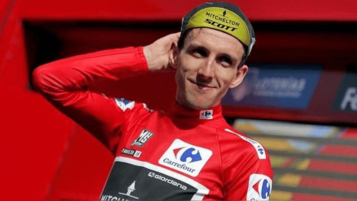 Simon Yates mantiene su ventaja sobre Alejandro Valverde.