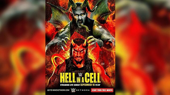 Este domingo se llevará a cabo 'Hell in a cell' 2018.