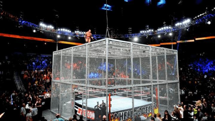 Las 10 mejores luchas 'Hell in a cell' de la historia.