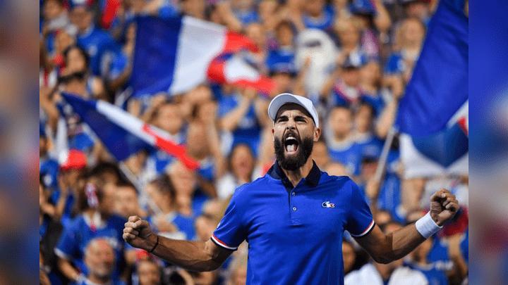 Francia gana los primeros duelos del viernes