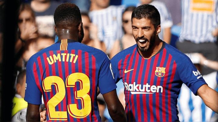 YouTube | Barcelona vs Real Sociedad: gol de Luis Suárez para el 1-1 por la Liga Santander vía DirecTV Sports, BeIN Sports con Messi