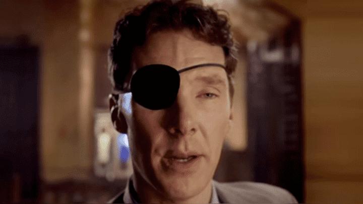 """Benedict Cumberbatch es nominado por su protagonismo en """"Patrick Melrose""""."""