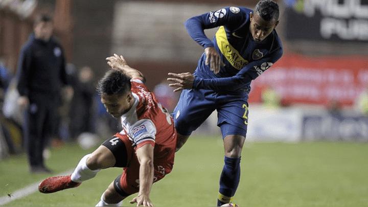 Boca Juniors ganó 1-0 a Argentinos Juniors por la fecha 5 de la Superliga Argentina en el Estadio Diego Armando Maradona | RESUMEN
