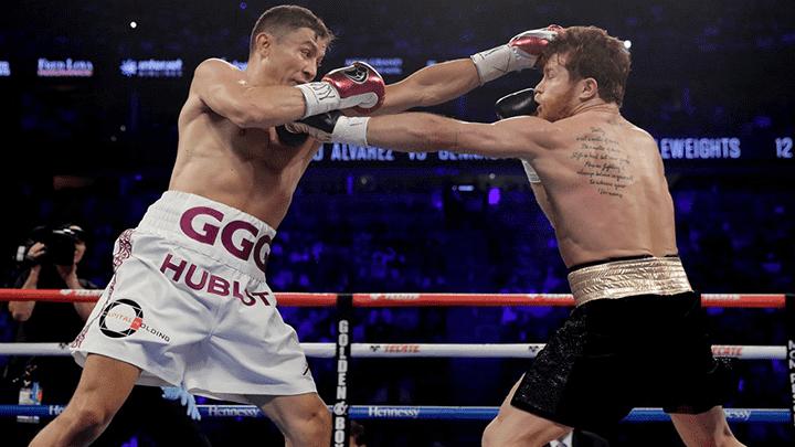 Canelo Álvarez derrotó a Gennady Golovkin por decisión mayoritaria y es nuevo campeón mundial