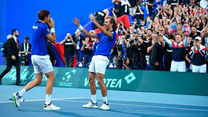 Copa Davis 2018: EN VIVO España vs Francia ONLINE EN DIRECTO vía RTVE, beIN Sports y Movistar Tenis por Internet Gratis