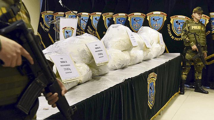 Incautación. Solo en las tres últimas operaciones se incautó casi una tonelada de cocaína.