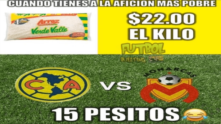 América vs Morelia: memes graciosos en Facebook y Twitter del partido por el Torneo Apertura de la Liga MX | FOTOS | VIRAL
