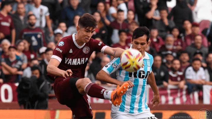 Racing Club superó 1-0 a Lanús por la fecha 5 y es el nuevo líder de la Superliga Argentina | RESUMEN | GOL