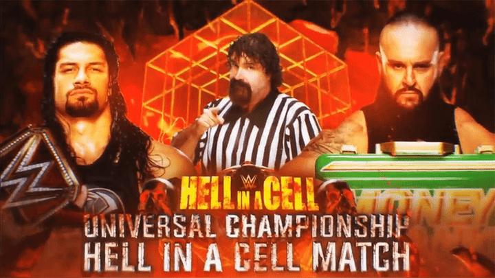 WWE EN VIVO Hell In a Cell 2018 vía Fox Action / WWE Network y EN DIRECTO ONLINE: hoy con Roman Reigns vs Braun Strowman desde Texas   VER TRANMISIÓN   LIVE STREAMING