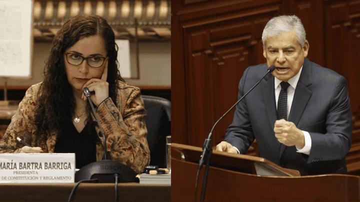 """Villanueva: """"Al mamarracho, al disparate, lo aprobaron por unanimidad histórica"""""""