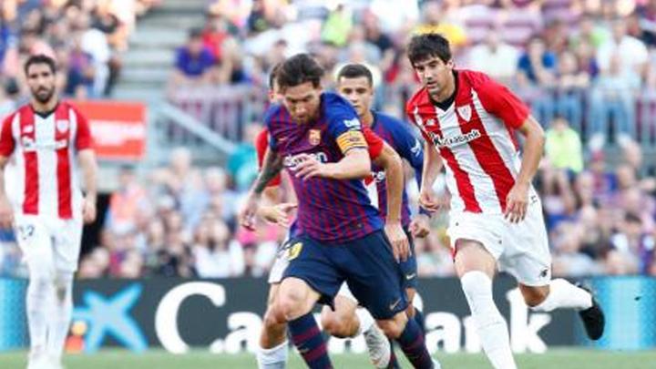 cdd1dd471a3f3 Barcelona empató 1-1 con Athletic Bilbao por fecha 7 de la Liga Santander