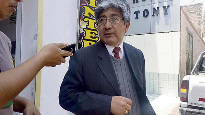 Tacna cuestionado exalcalde de tacna se reuni con fiscal for Muebles torres y gutierrez