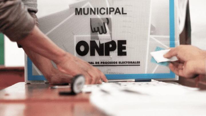 El próximo domingo 7 de octubre se realizarán las Elecciones Municipales y Regionales 2018.