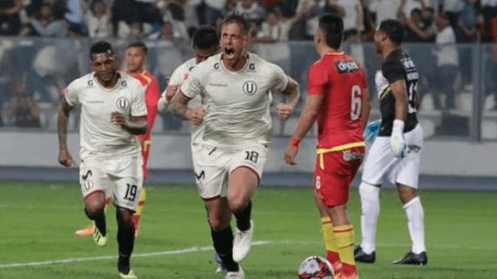 Universitario de Deportes venció por 1-0 a Sport Huancayo en el Torneo Clausura.