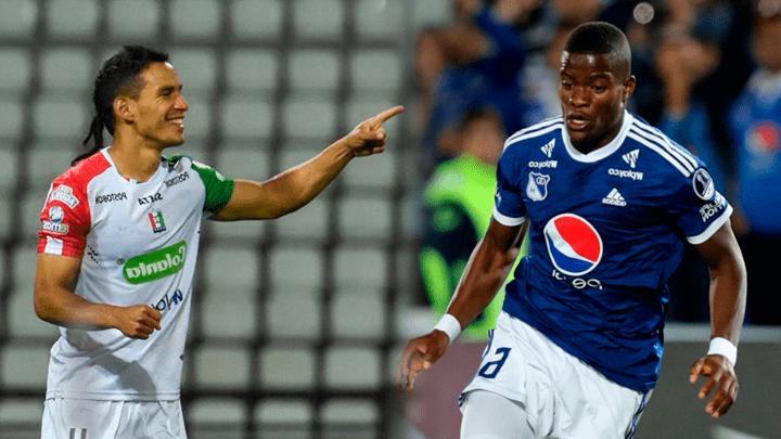 Once Caldas venció 1-0 a Millonarios por semifinales de la Copa Águila 2018