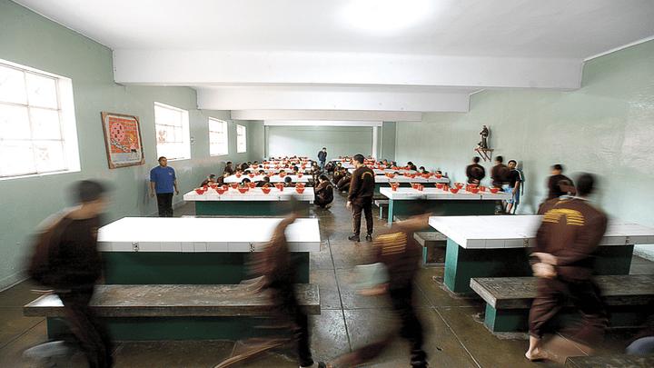 El centro tiene capacidad para 560 jóvenes pero alberga más de 900. Fotografía: Archivo La República.