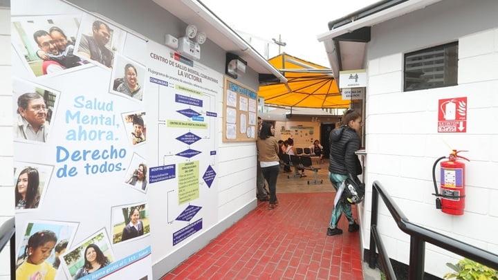 El Ministerio de Salud ha fortalecido la política de salud mental y trabaja en la implementación de más centros especializados.