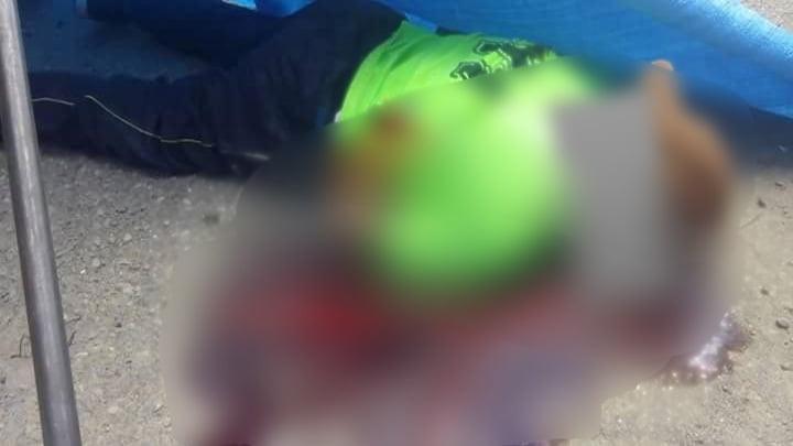 Puno: Hombre muere electrocutado mientras hacía instalaciones en la vía pública