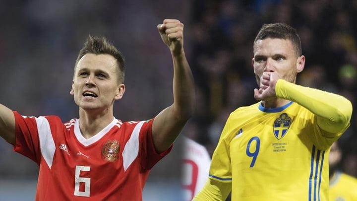 Ver ENVIVO Rusia vs Suecia ONLINE EN DIRECTO vía DirecTV ESPN y Univisión Deportes partido por la Liga UEFA Naciones de Europa 2018