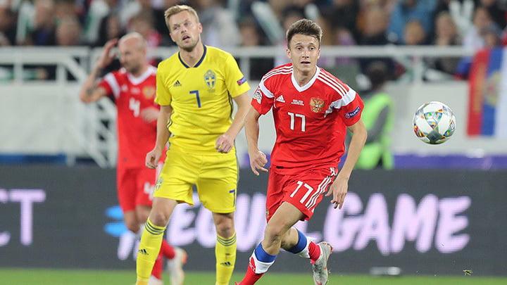 Rusia igualó 0 a 0 con Suecia por la Liga de Naciones de la UEFA | RESUMEN
