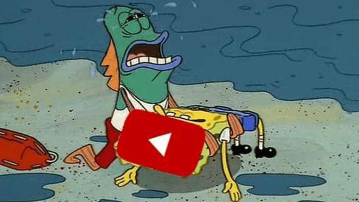 Usuarios se burlaron de YouTube con divertidos memes. Foto: Difusión