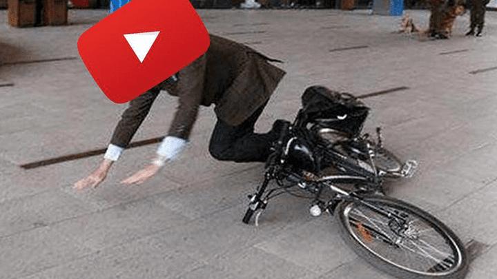 Esta es una selección de los mejores memes que provocó esta falla en YouTube. Foto: Difusión