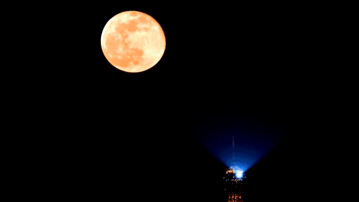 b64792666ec8 Superluna Marzo 2019 EN VIVO  Cuándo es la Luna Llena de Gusano y  Equinoccio   fecha
