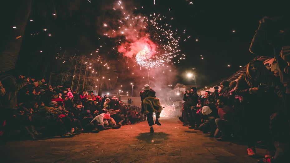 El fuego de la ʻMamacha' Carmen