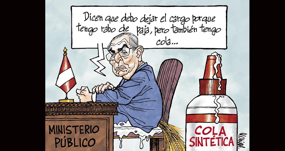 Caricatura de Molina del domingo 9 de setiembre del 2018