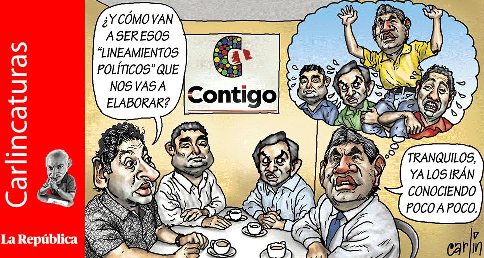 Carlincatura del viernes 08 de marzo de 2019 for Noticias de ultima hora espectaculos mexico