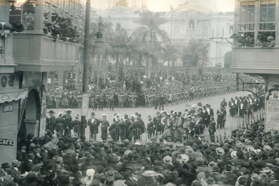 100 años de independencia